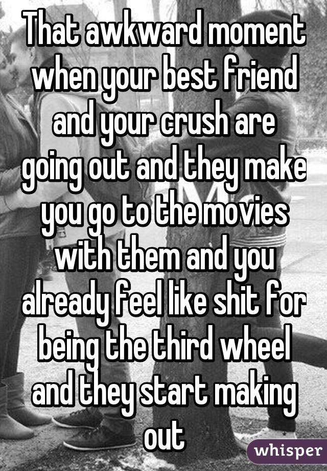 Making love with your best friend