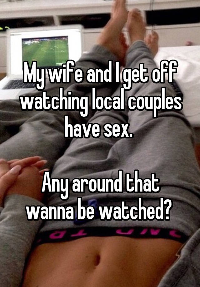 sex for Local couples