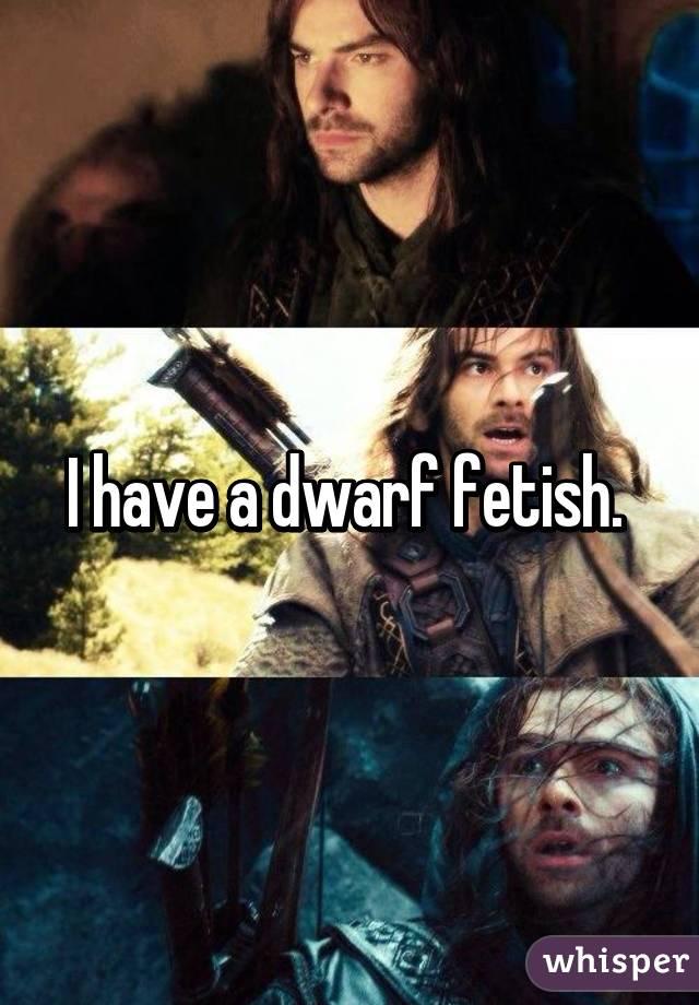 Dwarf fetish