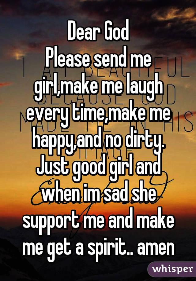 send me a girl
