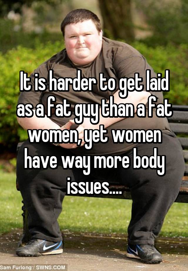 fat women getting laid