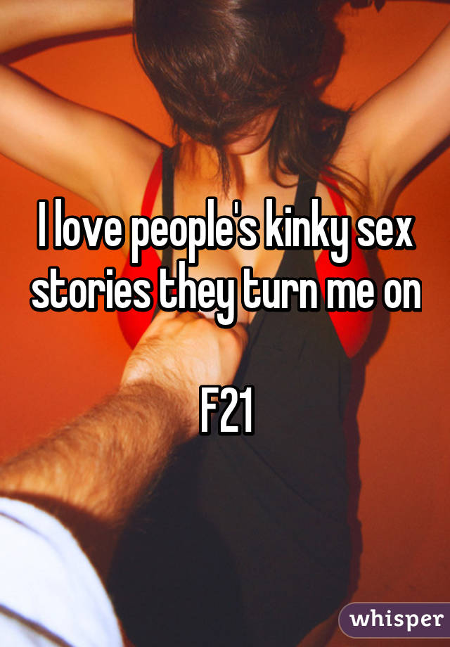 Sexy stories to turn me on