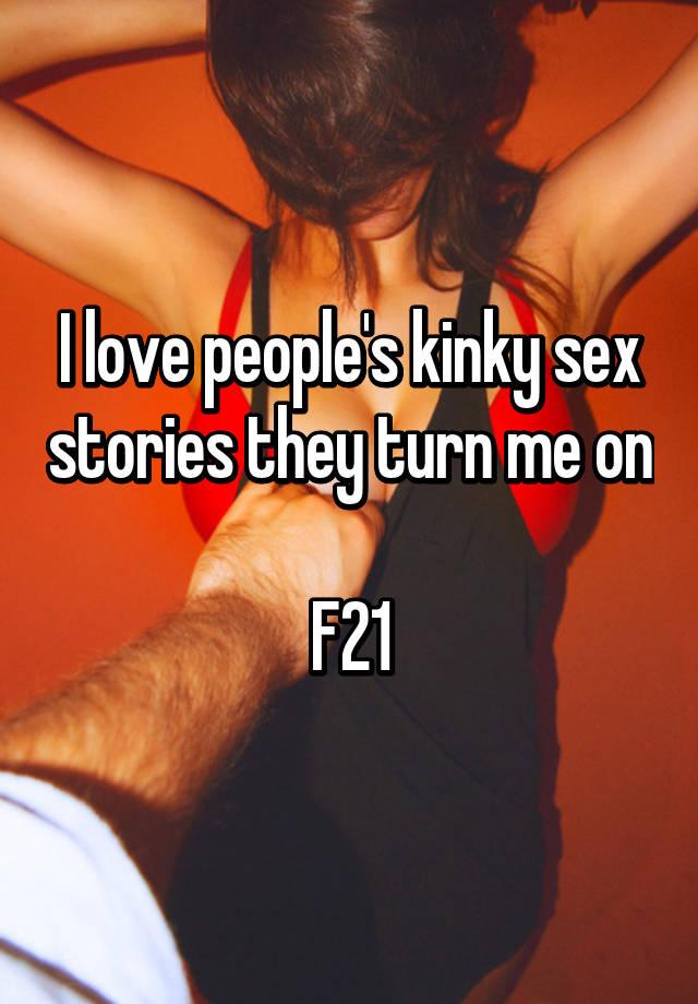 Turn On Sex Stories