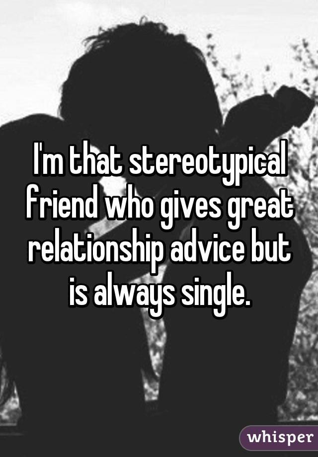 single friend jealous of my relationship