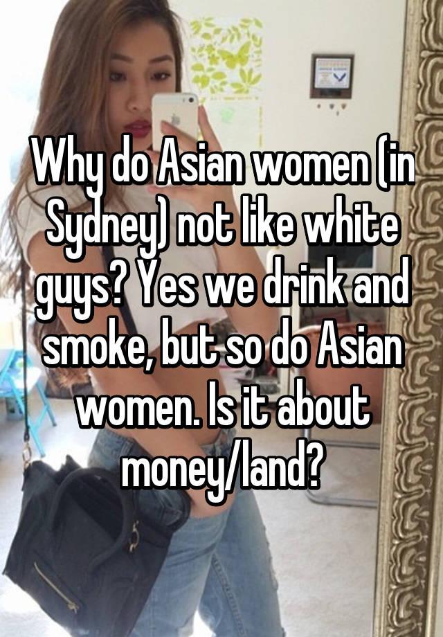 do you like asian women
