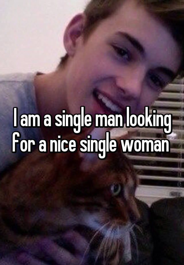 single men looking for relationship
