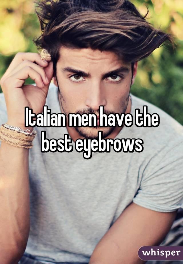 Best looking italian men