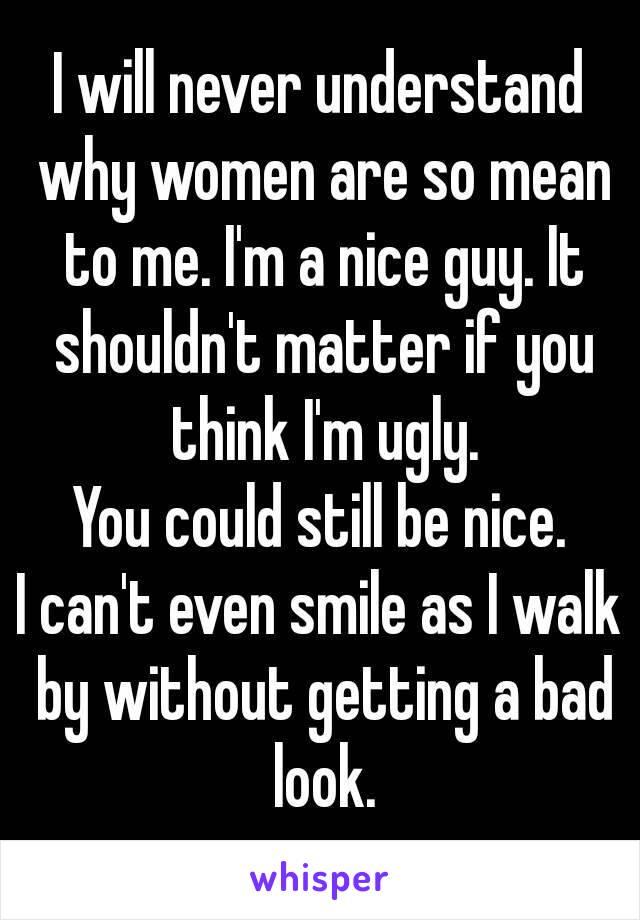 vil tænke ... hvordan kvinder jeg aldrig forstår