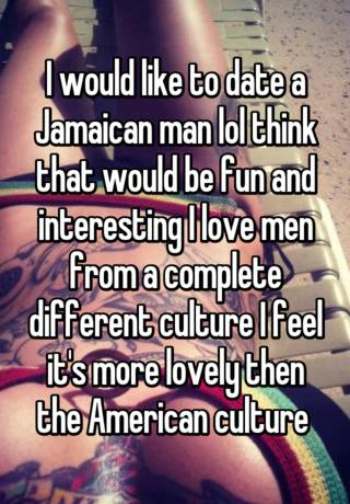 How to date a jamaican man