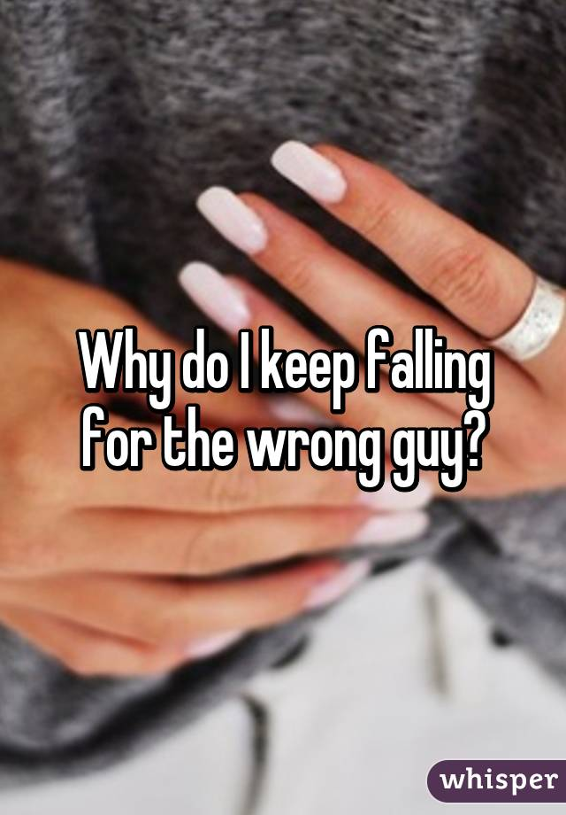 why do i keep falling