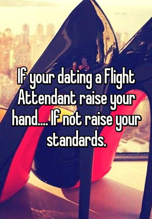 Raise your dating standards