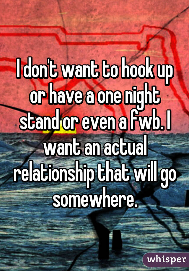 When to go from hookup to relationship