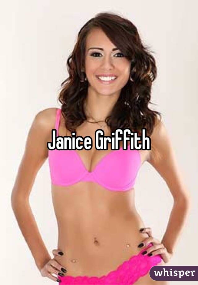 Janice griffith play dad