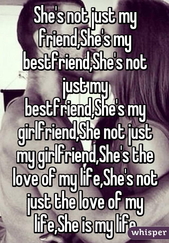 My Girlfriend Is My Best Friend