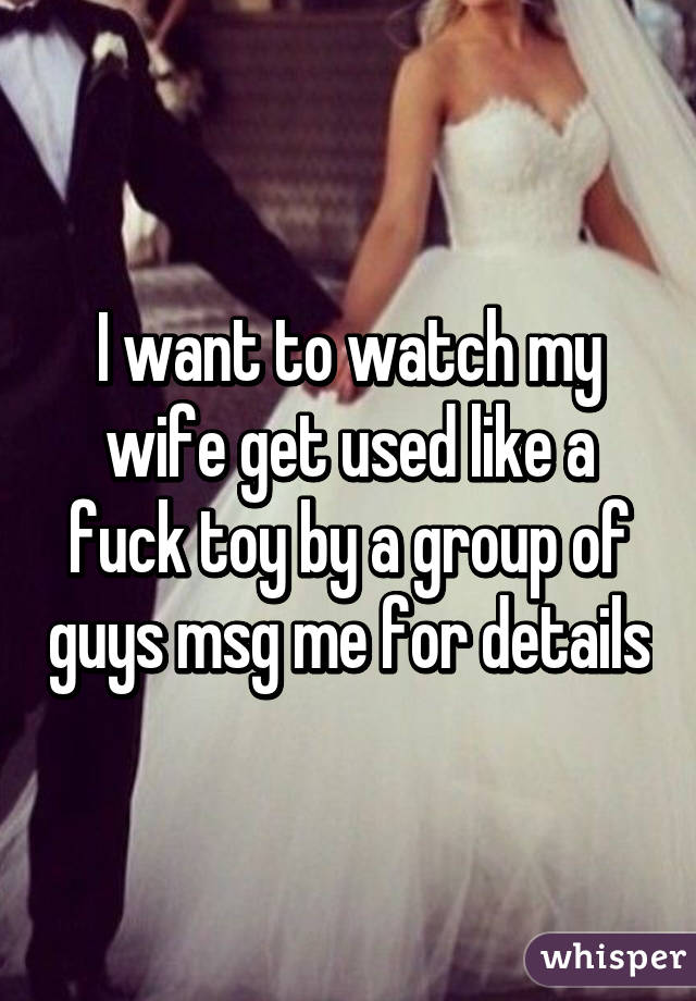 Fuck you my wife