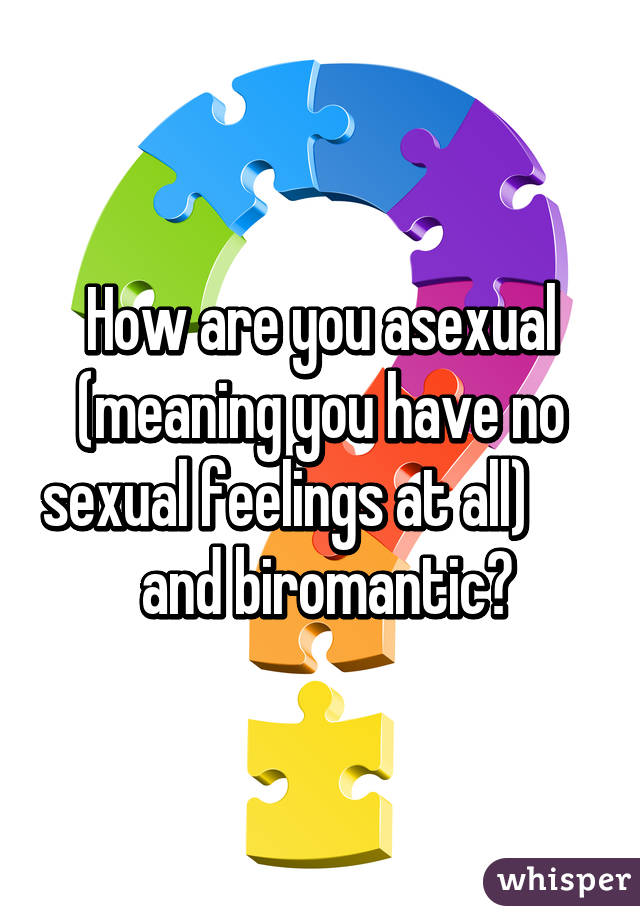 Biromantic asexual meaning