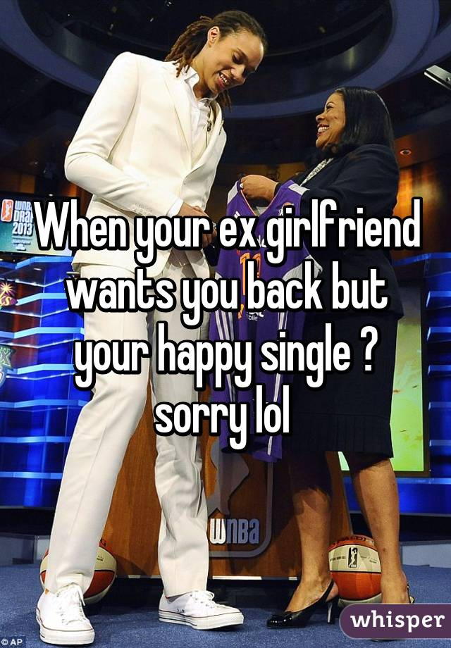 How to tell if an ex girlfriend wants you back