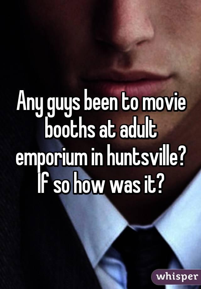 Adult Emporium Huntsville
