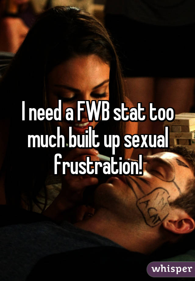 What Does Fwb Mean Sexually