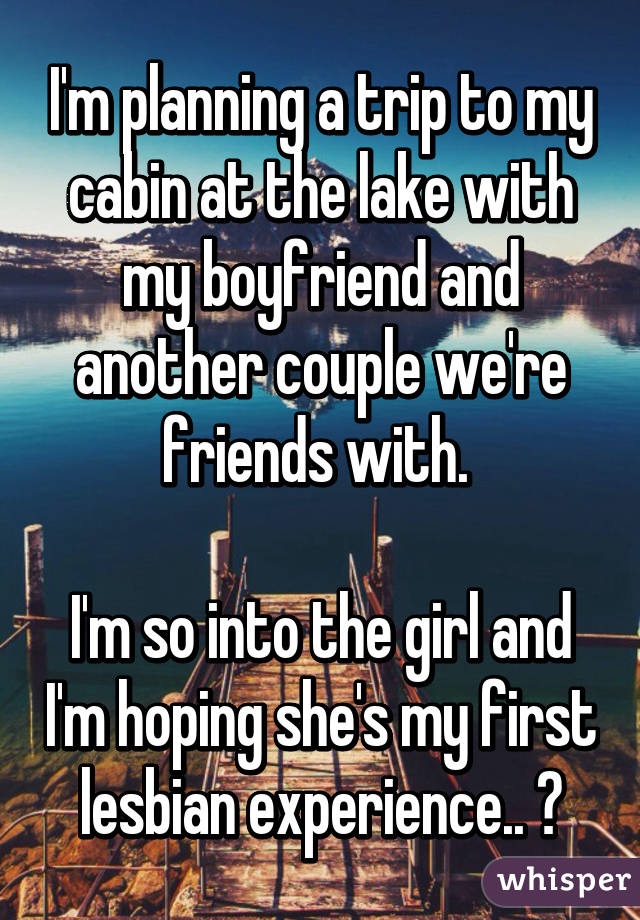 First Lesbian Experience With Friend