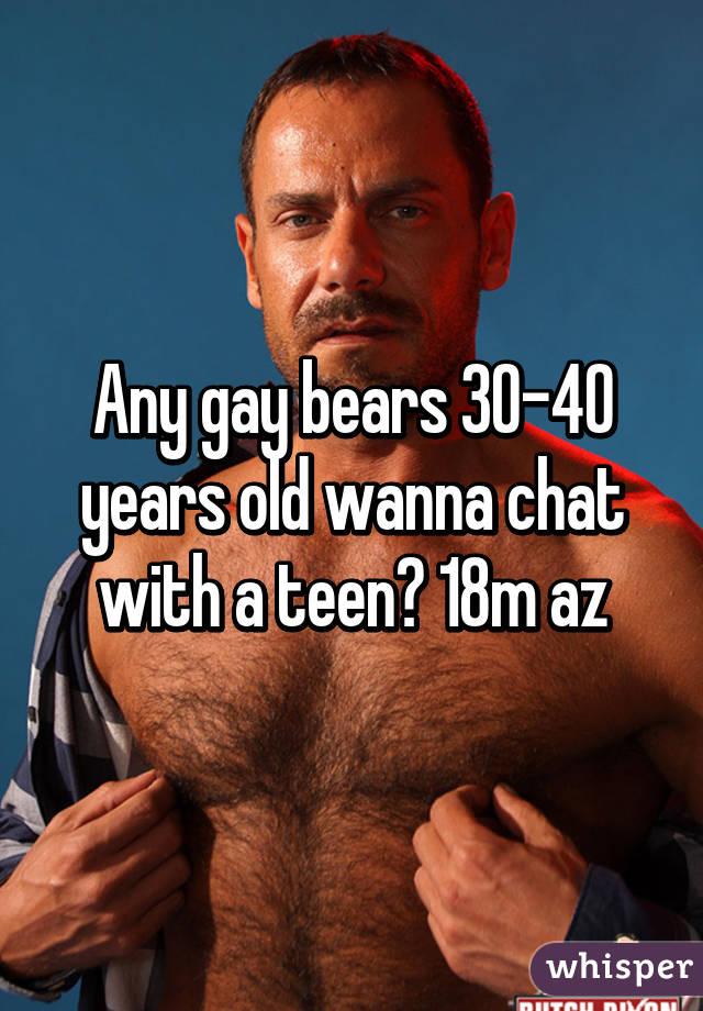 Gay bears chat