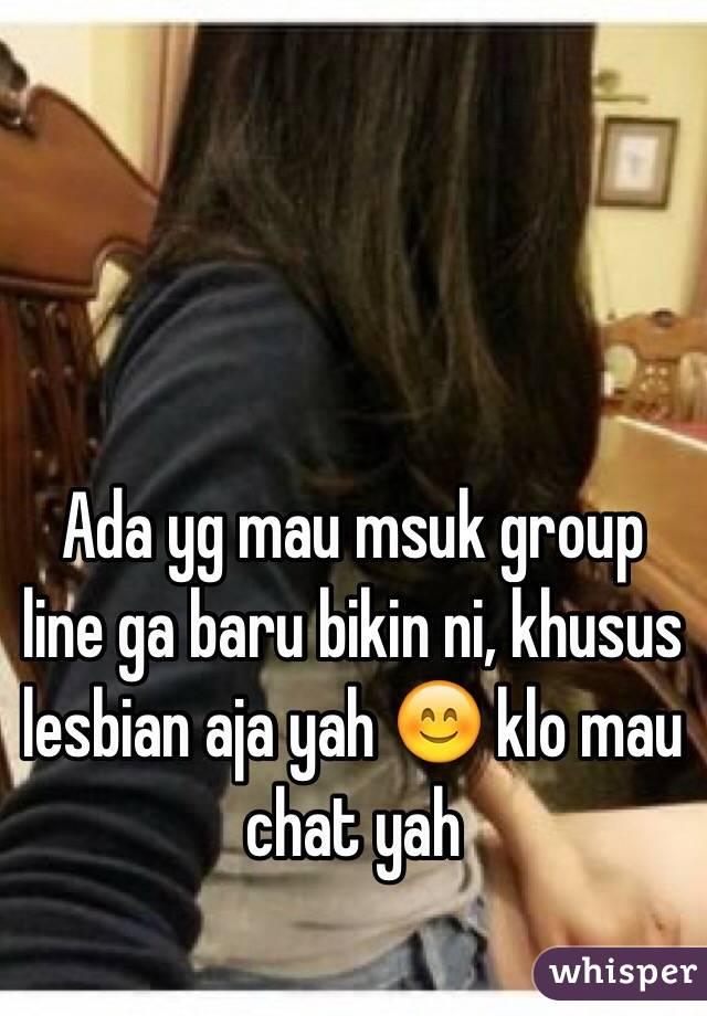 lesbian line Chat