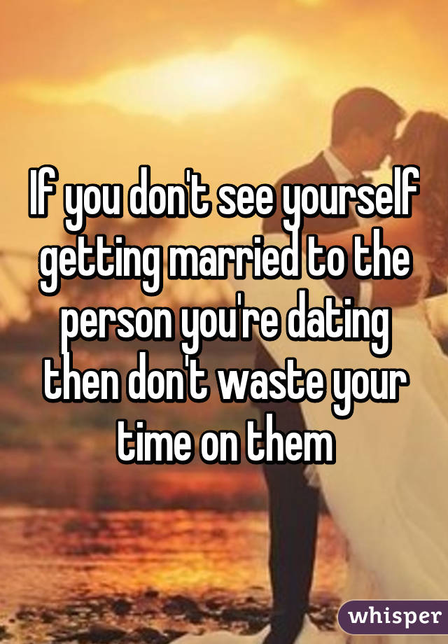 If You Are Dating A Married Man