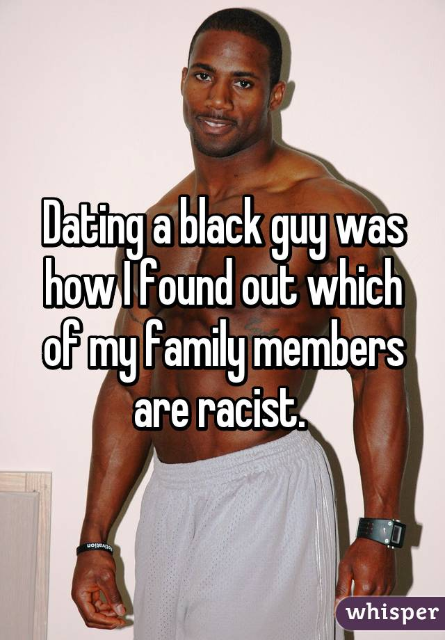 What to know about dating a black guy