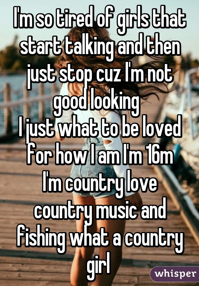 How To Be A Country Girl