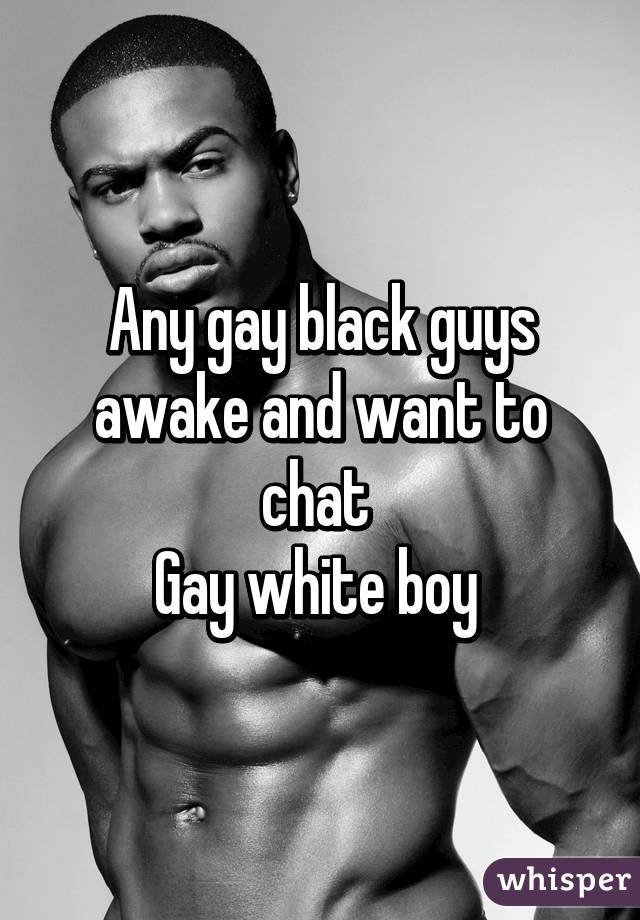 Blk gay chat
