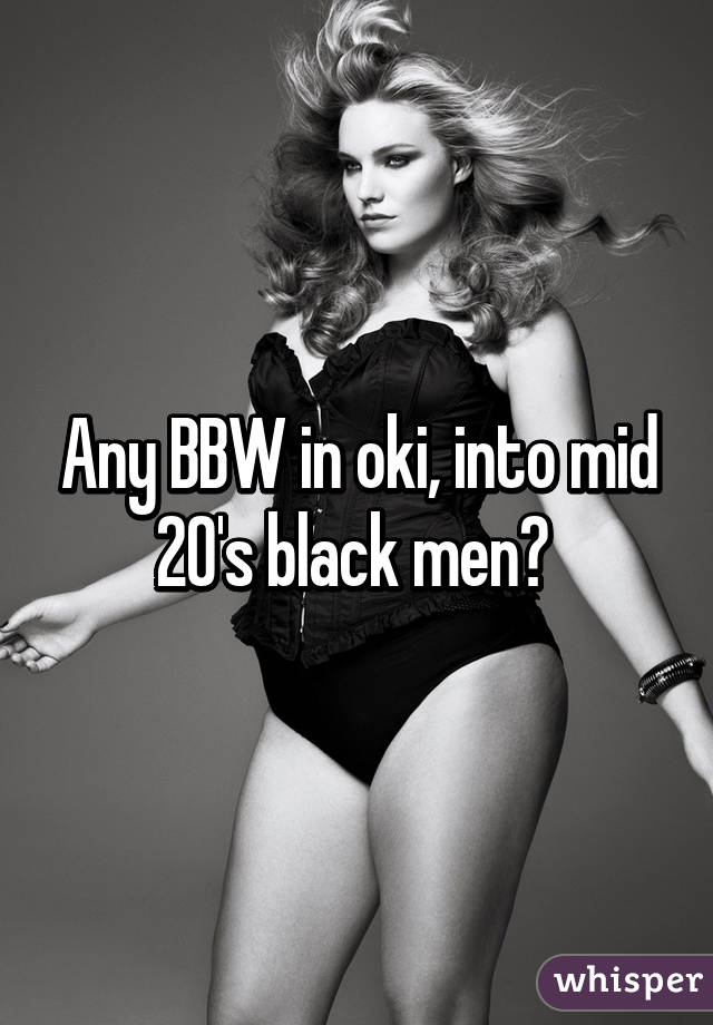 black man who like bbw