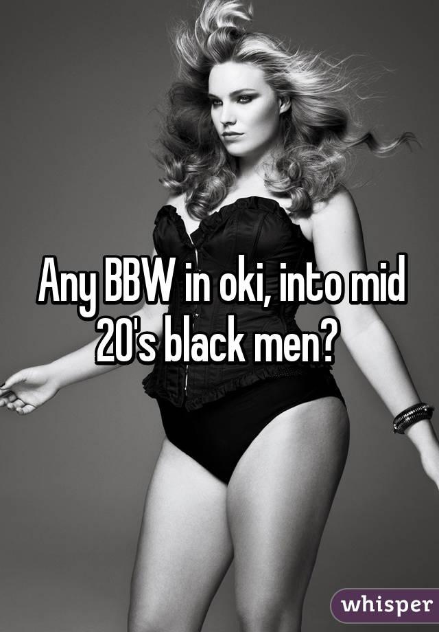 black man who like bbw