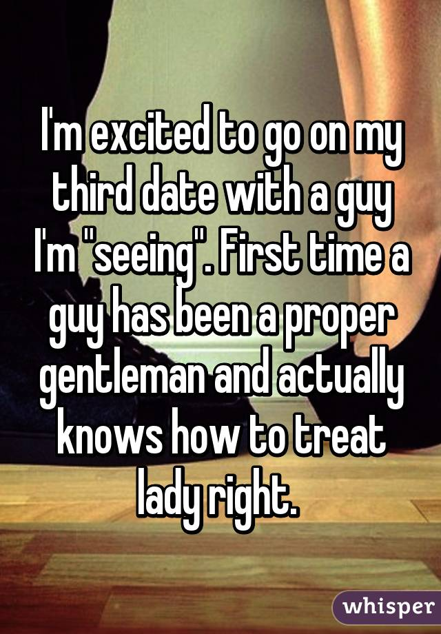 How Long To Wait For Third Date