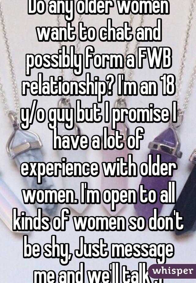 Fwb chat