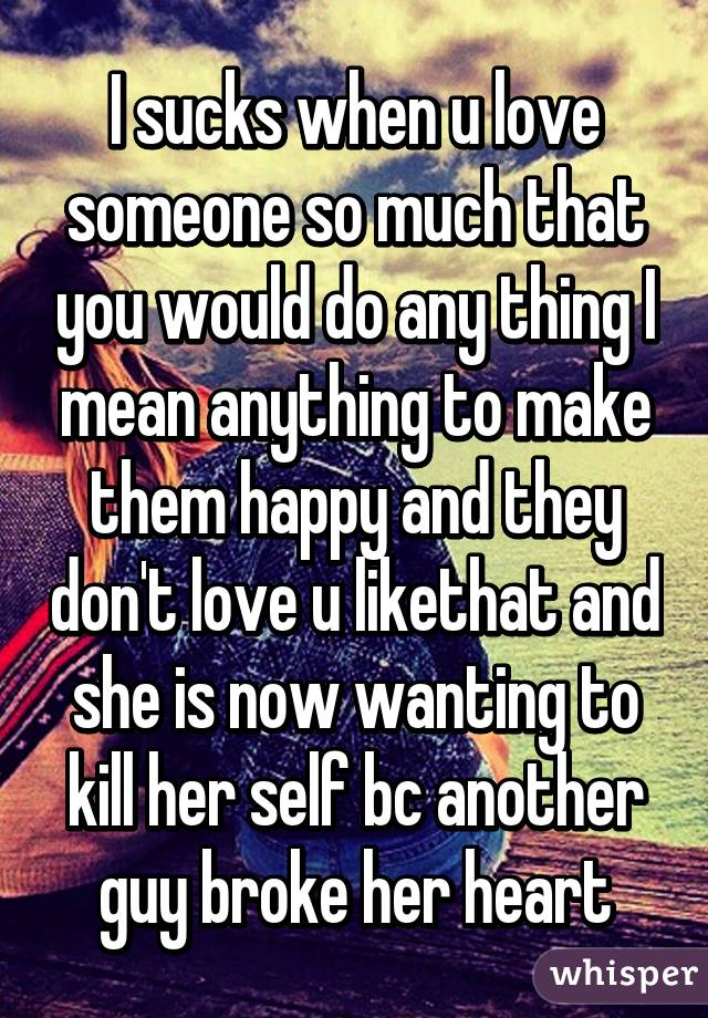 Dating someone who doesnt love you