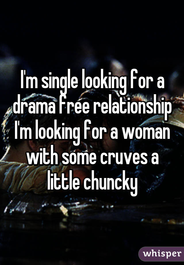 Single looking for relationship