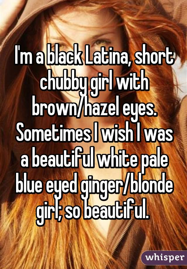 Short chubby blonde are
