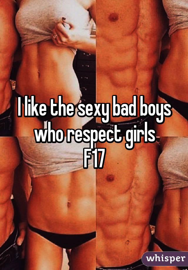 Sexy boys and sexy girls