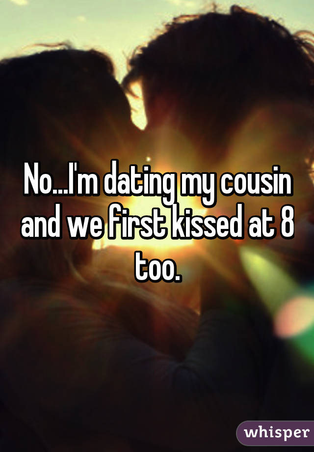 First cousins and dating
