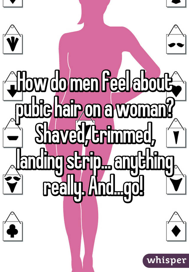 Hair picture pubic shaved