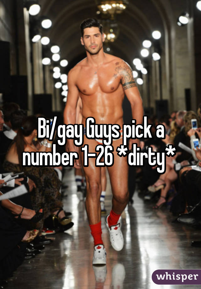 Gay guys numbers