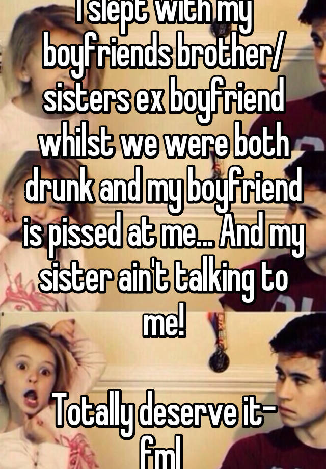 Dating Your Sister s Boyfriend s Brother