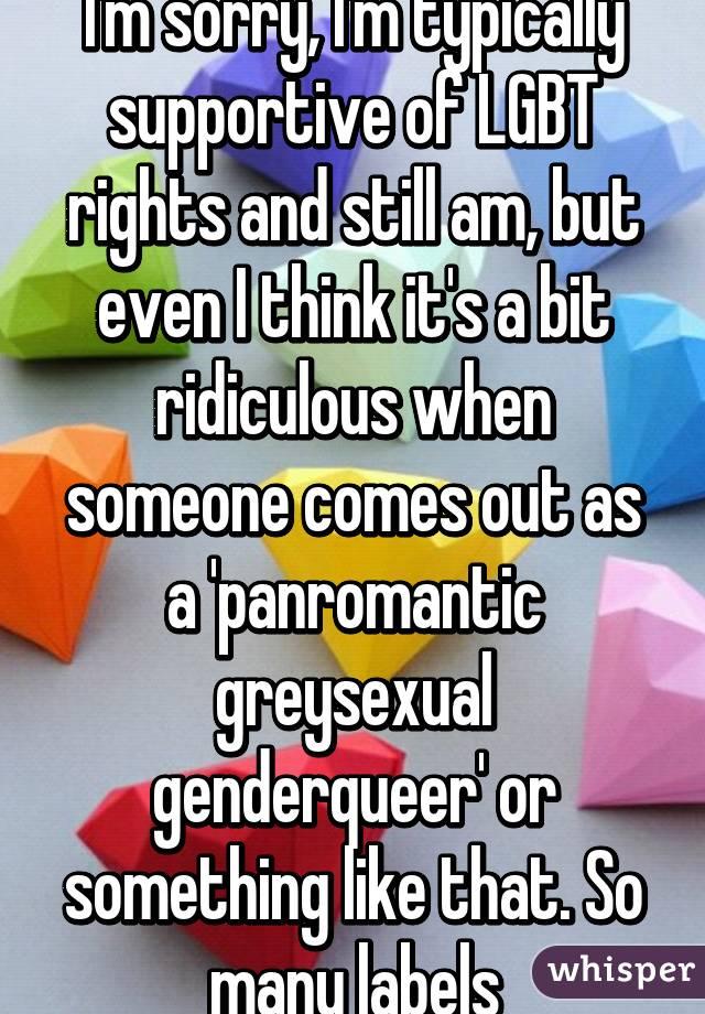 Am i greysexual