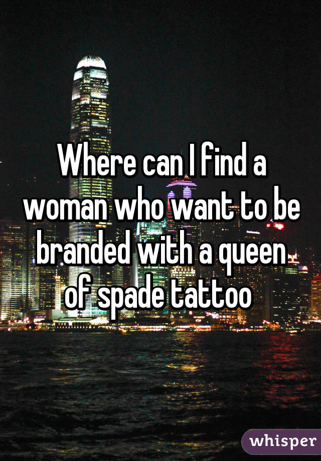 Where Can I Find A Woman