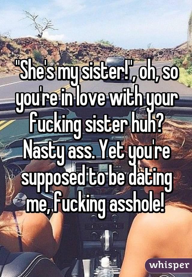Oh you fucking asshole