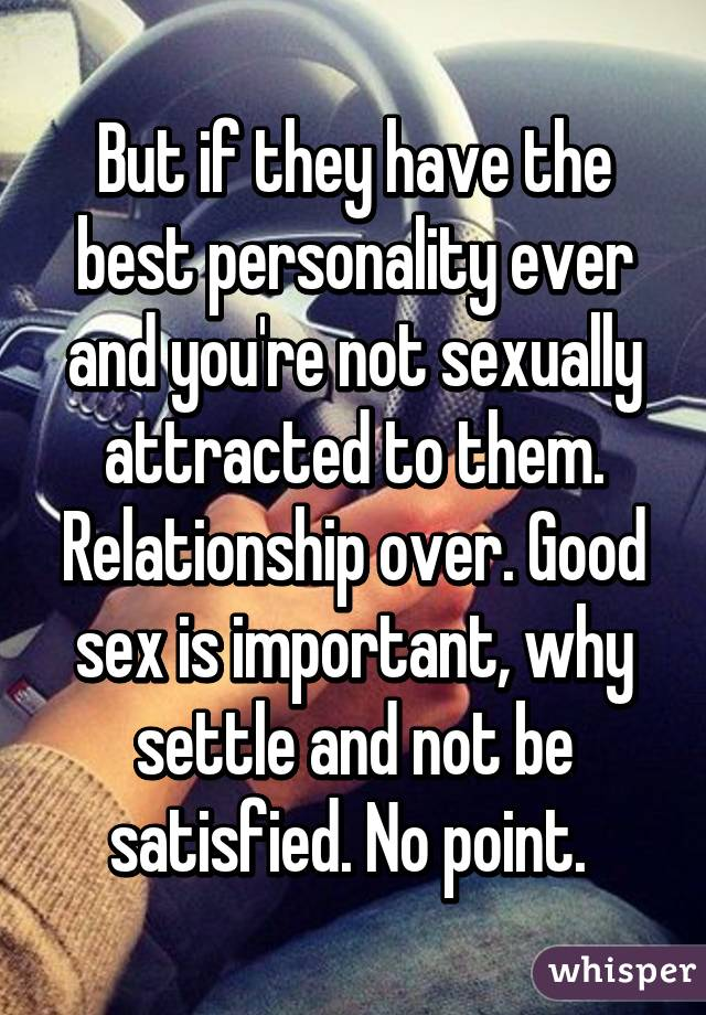 What Do You Do If You Are Not Sexually Satisfied