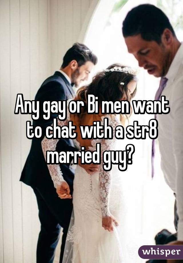 Married gay chat