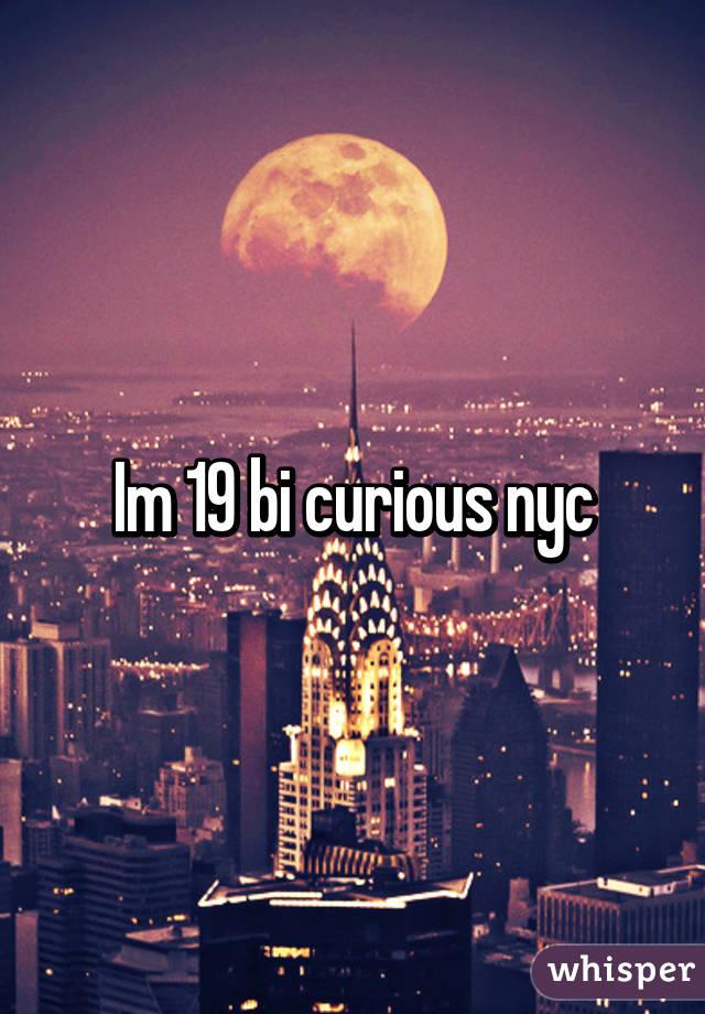 bi curious nyc