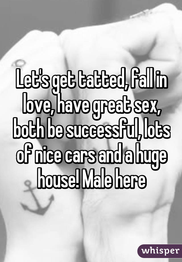 Lets have good sex