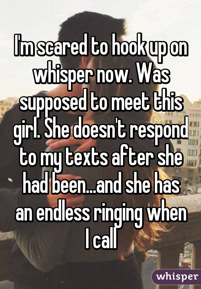 Im hookup a girl i met online